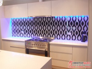Splashbacks - Pattern
